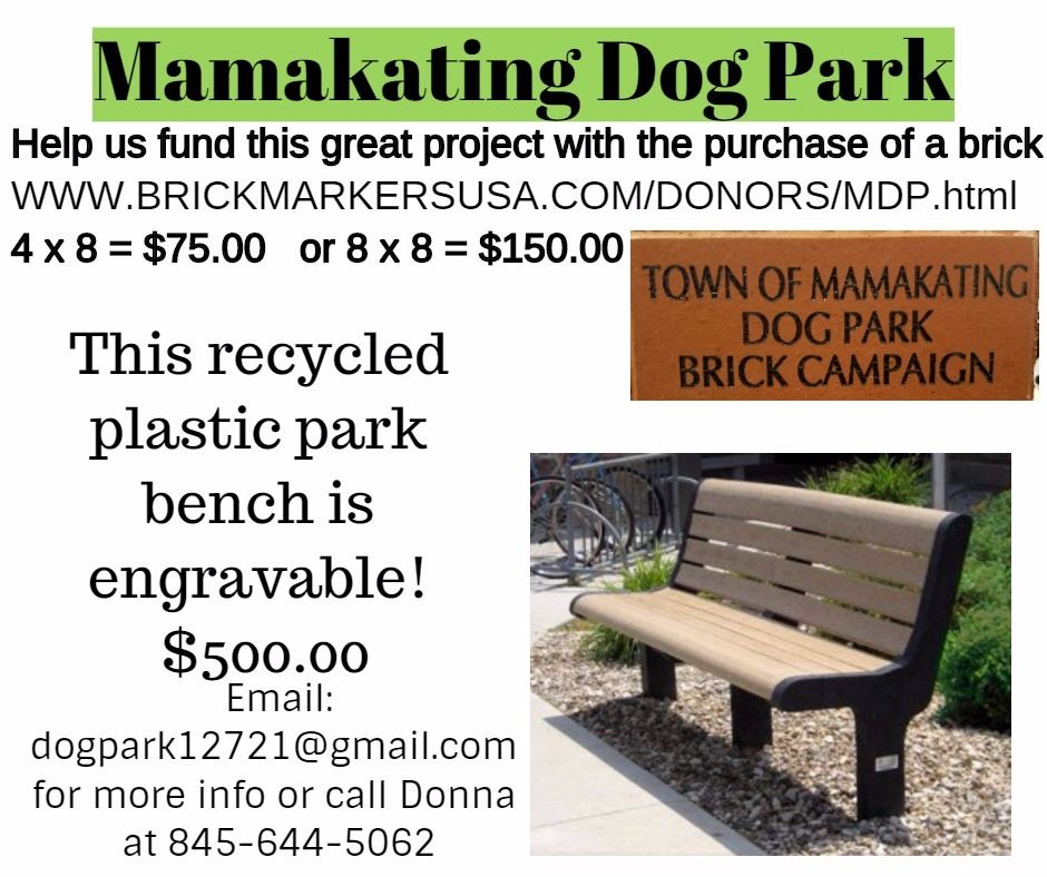 dog bark donation
